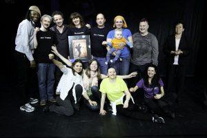 2012 Die Gruppe in Friedrichshafen
